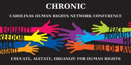 Carolinas Human Rights Network Conference (CHRONIC) 2019 tickets