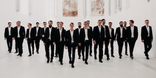 Sonat Vox Men's Choir - St George's Chapel, Windsor Castle