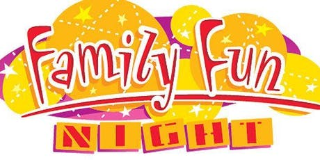 All New Hydesta Family Fun Night! tickets