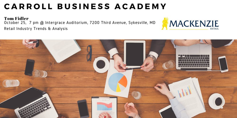Carroll Business Academy - Retail Industry Trends & Analysis