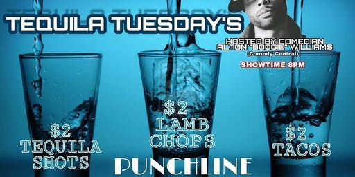Boogie Nights -Tequila Tuesdays
