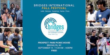 Bridges International Fall Festival - Prospect Park , Brooklyn tickets