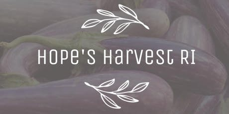 McCoy Community Farm Gleaning Trip with Hope's Harvest - Sunday, August 25th - 9:00AM tickets