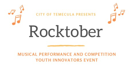 Rocktober Battle of the Bands tickets