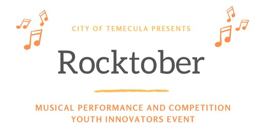 Rocktober Battle of the Bands