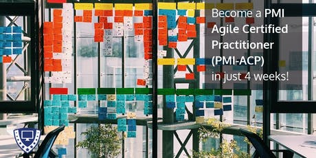 Intro to PMI's Agile Certified Practitioner (PMI - ACP) tickets