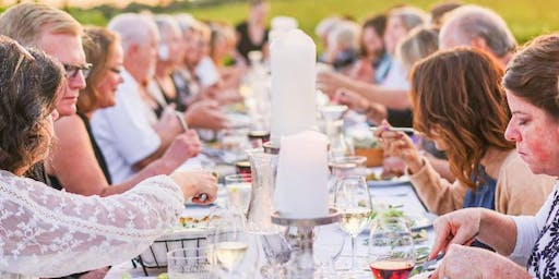 Harvest Dinner in the Vineyard under the Stars