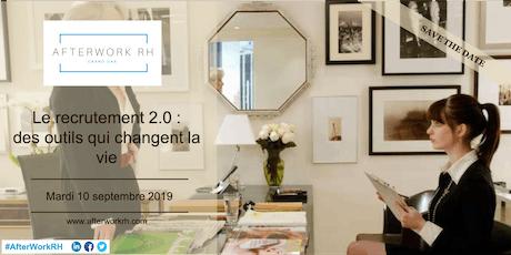 AfterWork RH Dax - sept 2019 - Le recrutement 2.0 : des outils qui changent la vie billets