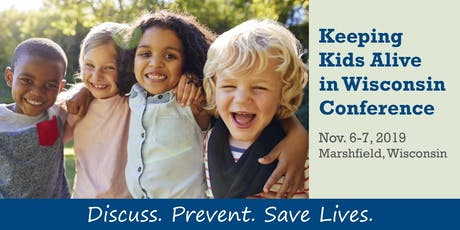 2019 Keeping Kids Alive in Wisconsin Conference tickets