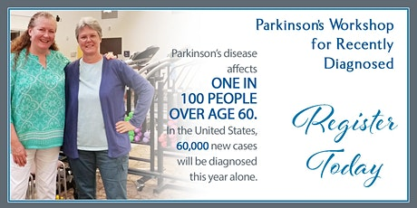 Parkinson's Workshop for Newly Diagnosed, October 27, 2020 tickets