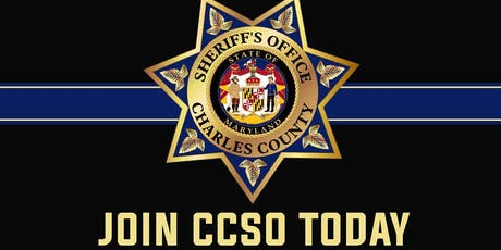 CCSO Recruiting Information Night tickets