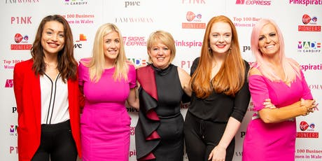 Top 100 Business Women in Wales Awards tickets
