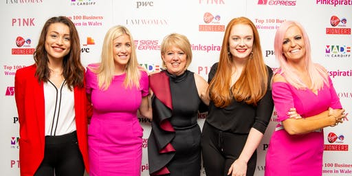 Top 100 Business Women in Wales Awards