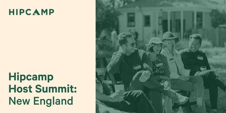 Hipcamp Host Summit: New England tickets
