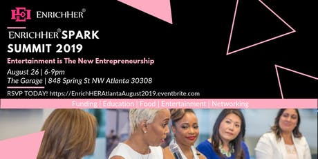 EnrichHER Spark Atlanta, GA Summit 2019 tickets