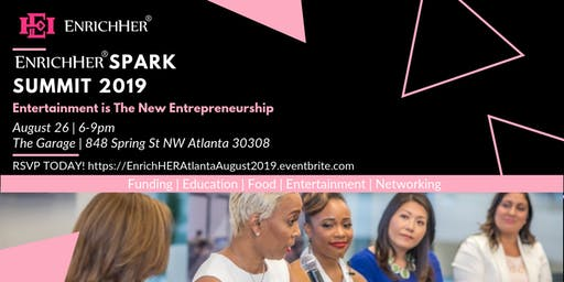 EnrichHER Spark Atlanta, GA Summit 2019