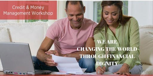 Free Credit and Money Management Workshop