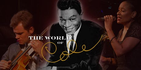 The World of Nat 'King' Cole - Charmin Michelle and Sam Miltich Trio tickets