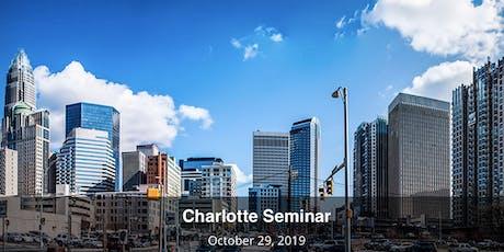 PENC Charlotte Seminar tickets