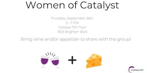 Women of Catalyst Meetup
