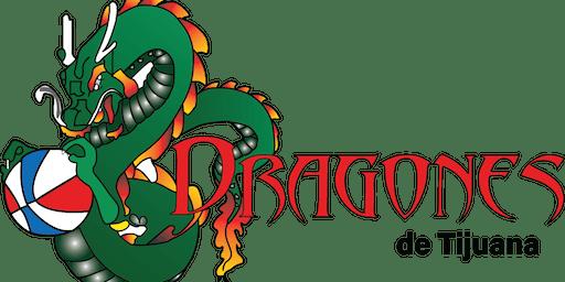 Dragones de Tijuana 1st Round Pro Basquetbol Try Outs