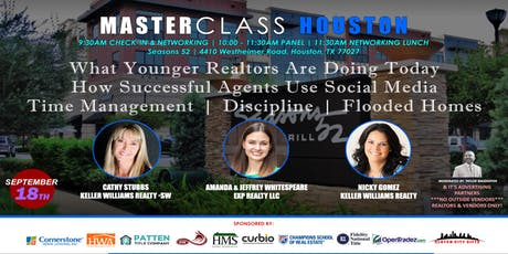 MASTERCLASS HOUSTON tickets