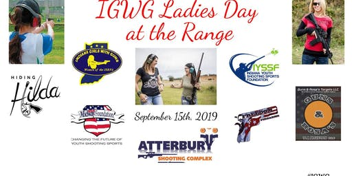 IGWG Ladies Day at the Range