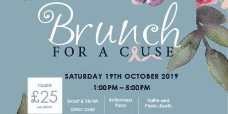 Brunch for a Cause tickets