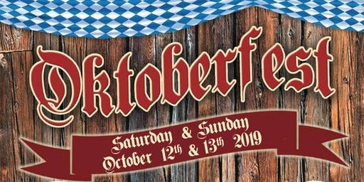 Oktoberfest 2019 at Park & Ocean
