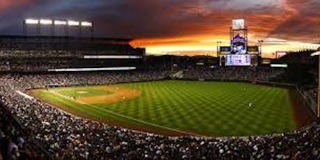 Q3 CUREC Events Committee Ballpark Fun! tickets