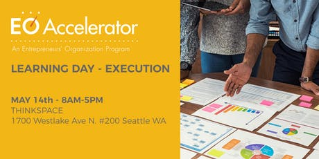 EO Accelerator Learning Day - Execution: Develop a Strategic Advantage Over Your Competitors tickets
