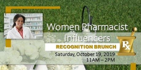 Copy of WOMEN PHARMACIST INFLUENCERS' BRUNCH tickets