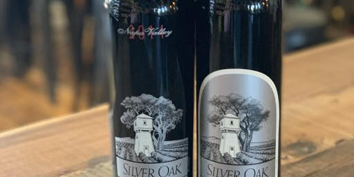 Silver Oak Vineyards Wine Tasting