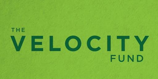 The Velocity Fund Award Celebration