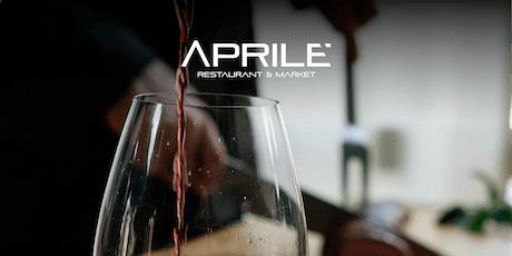 Aprile Miami - Wine Not? Tasting Dinner tickets