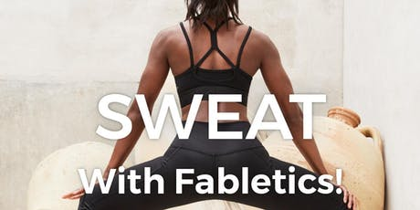 FREE Dance Cardio Class @Fabletics Legacy West  tickets