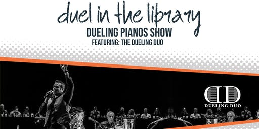 Duel in the Library - Dueling Duo Piano Show