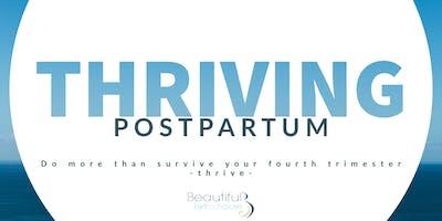 Thriving Postpartum