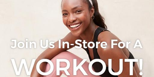 FREE FUNCTIONAL FITNESS  CLASS WITH INSTRUCTOR D'ANNETTE STEPHENS