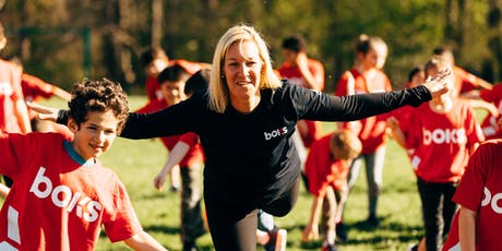 FREE Parent/Child Yoga on the Charles with BOKS tickets