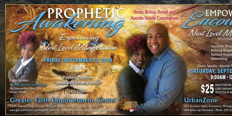 Prophetic Awakening  tickets