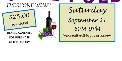 Wine Pull Fundraiser