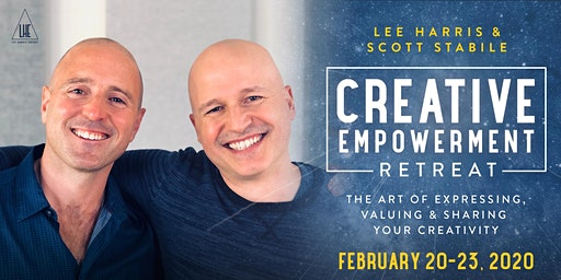 Creative Empowerment: A Retreat with Lee Harris & Scott Stabile