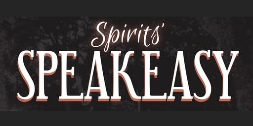 Spirits' Speakeasy at Deering Estate