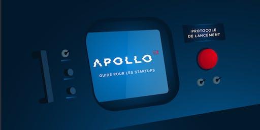 Lancement du guide pour startups d'Apollo13