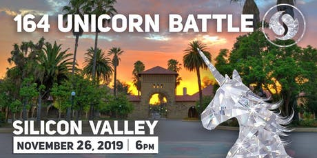 164 Unicorn Battle, Silicon Valley tickets