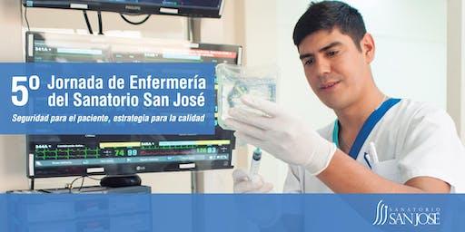 5ta Jornada de Enfermería del Sanatorio San José