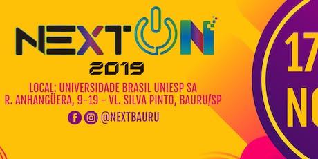 Next ON 2019 ingressos