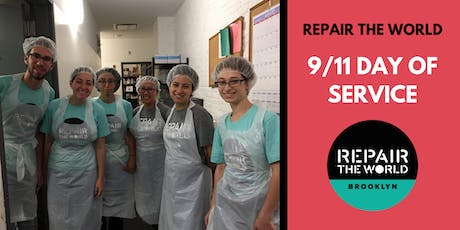 9/11 Day of Service: Serve Lunch at St. John's Bread and Life tickets