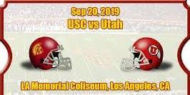 USC vs Utah Game Watch